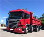Caminhão Scania P 310 ano 13
