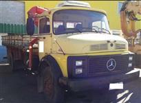 Caminhão Mercedes Benz (MB) 1113 ano 85