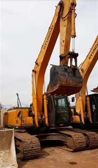 ESCAVADEIRA HYUNDAI ROBEX R210 ANO 2011, REVISADA, ÚNICO DONO, TOTALMENTE OPERACIONAL