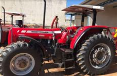 Trator Massey Ferguson 292 Advanced 4x4 ano 10