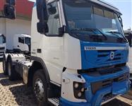 Caminhão Volvo FMX 500 SPECIAL EDITION 6X4 ano 15