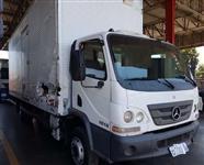 Caminhão Mercedes Benz (MB) ACCELO 1016 4X2 ano 12