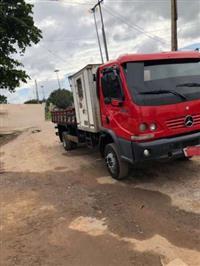 Caminhão Mercedes Benz (MB) ACCELO 915 ano 08