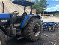 Trator New Holland TM 150 4x4 ano 03