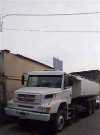Caminhão Mercedes Benz (MB) LK2638 6X4 ano 00