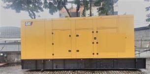 GERADOR DE ENERGIA CATERPILLAR C27 DIESEL AN0 2014, SEMINOVO, COM APENAS 348 HORAS, 1.035 kVA