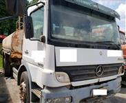 Caminhão Mercedes Benz (MB) 1418 ano 09