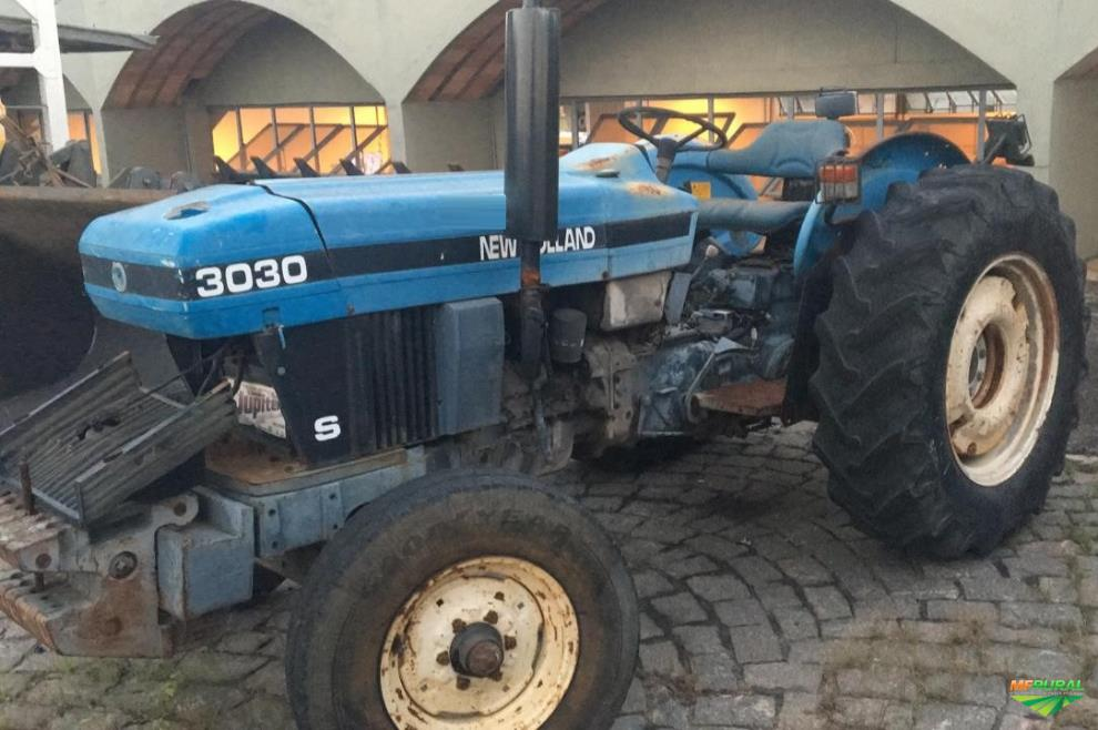 Trator Outros New Holland 4x2 ano 00