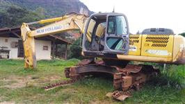 ESCAVADEIRA NEW HOLLAND,