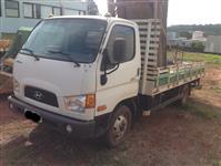 Caminhão Hyundai HD78 ano 12