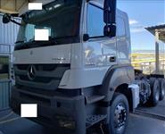 Caminhão Mercedes Benz (MB) 3344 Cavalo ano 17