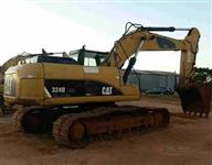 ESCAVADEIRA CATERPILLAR 324DL
