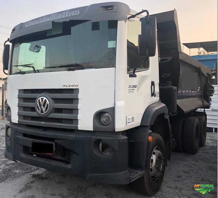 Caminhão Volkswagen (VW) 31.280 6X4 CONSTELLATION ano 14