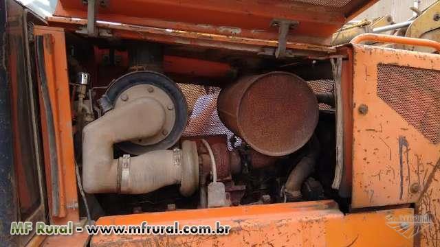 TRATOR DE ESTEIRA MARCA FIAT MOD FD 130 ANO 2002