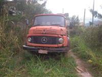 Caminhão Mercedes Benz (MB) 1313 ano 75