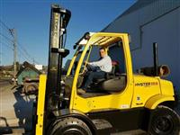 EMPILHADEIRA MARCA HYSTER 155 FT ANO 2010