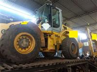 PA CARREGADEIRA NEW HOLLAND MODELO W 130 2011