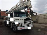 Caminhão Scania 112 ano 86