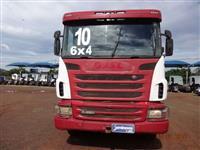 Caminhão Scania G 420 ano 10