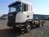 Caminhão Scania G 440 ano 15