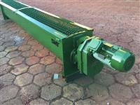 Rosca Transportadora Helicoidal - SNT Máquinas