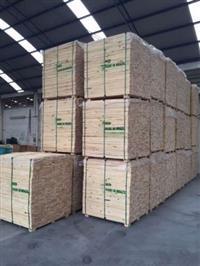 Ripas para fabricação de paletes e embalagens de madeira