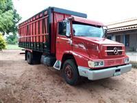 Caminhão Mercedes Benz (MB) 1218 ano 91