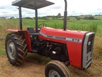 Trator Massey Ferguson 275 4x2 ano 83