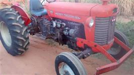 Trator Massey Ferguson 50 X 4x2 ano 999
