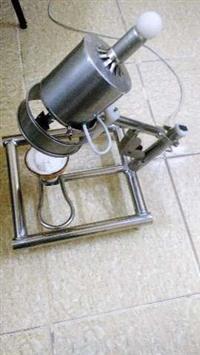 Raladora de Coco Industrial Modelo Prismainox Aço Inox 304