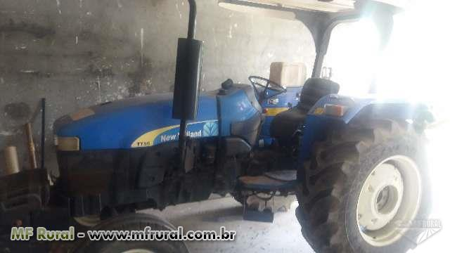 Trator Outros New Holland 4x2 ano 07