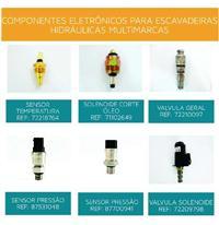 COMPONENTES ELETRÔNICOS PARA ESCAVADEIRAS HIDRÁULICAS