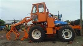 Trator Carregadeiras New Holland TS 90 4x4 ano 04