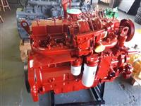 Motor Cummins CASE Retificado