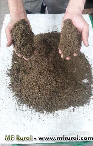 Adubo Orgânico 100% Natural(saco 15Kg)
