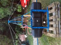 Pulverizador de precisão 360 litros