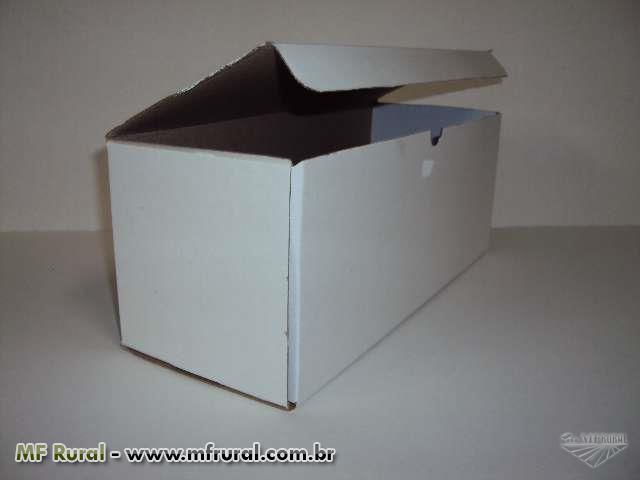 Embalagens de Papel e Papelão