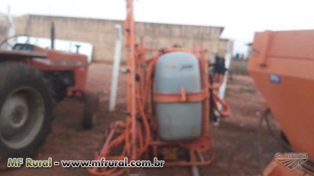 BOMBA JACTO CONDOR 800 LITROS, COM BARRA E PISTÃO AUTOMÁTICOS, ANO 2007