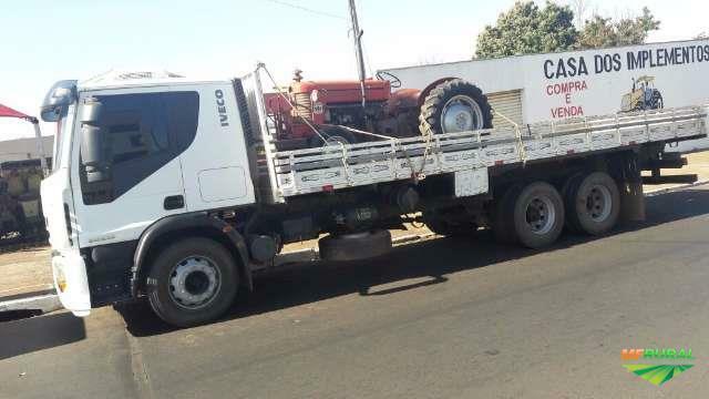 Caminhão Iveco 240E25 ano 13