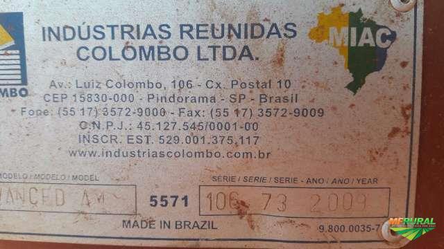 COLHEITADEIRA AGRÍCOLA ADVANCED DOUBLE 5 AMENDOIM, FEIJÃO E OUTROS, ANO 2009.