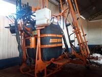 PULVERIZADOR AGRÍCOLA JACTO 600 LTS ANO 2006 COMANDO ELÉTRICO, SEMINOVO.