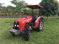 Trator Massey Ferguson 255 Advanced 4x4 ano 16