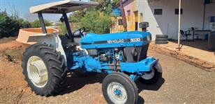 Trator Outros New Holland 4x2 ano 94