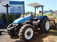 Trator Ford/New Holland TL 75 E 4x4 ano 05