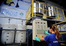 Pequena Planta de Usina de Biodiesel