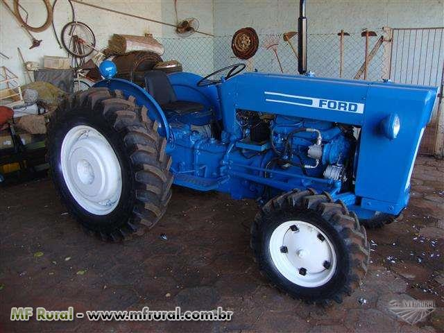 Trator Ford 8BR 4x2 ano 64