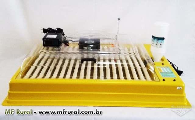 Chocadeira Ip 130 Ovos / Automática / Digital / Brinde: Ovoscópio