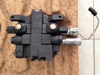 Comando Hidraulico Dianteiro Case 580L