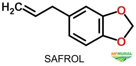 Óleo Essencial de Pimenta Longa 97,4% Safrol