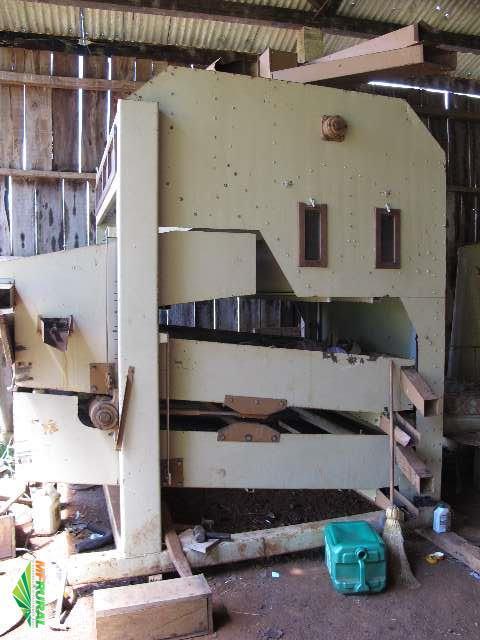 Máquina de pré-limpeza de 40 ton